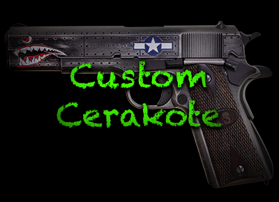 Website button Custom Cerakote